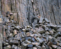 玄武岩石子